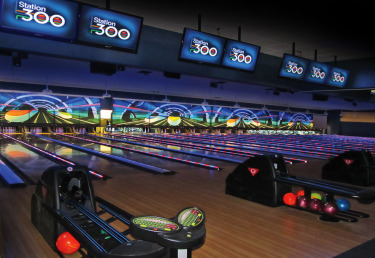 Bowling on Hilton Head