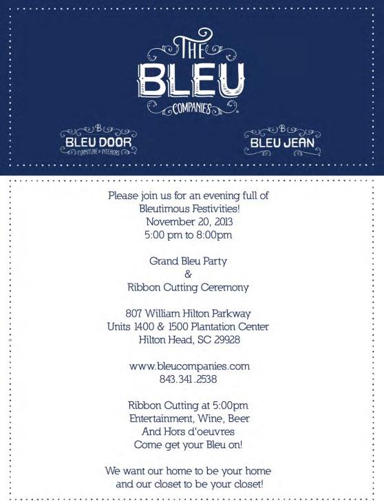 Bleu Company