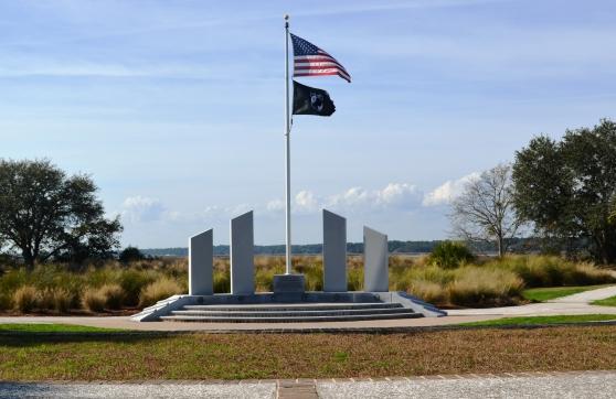 Veterans Memorial on Hilton Head