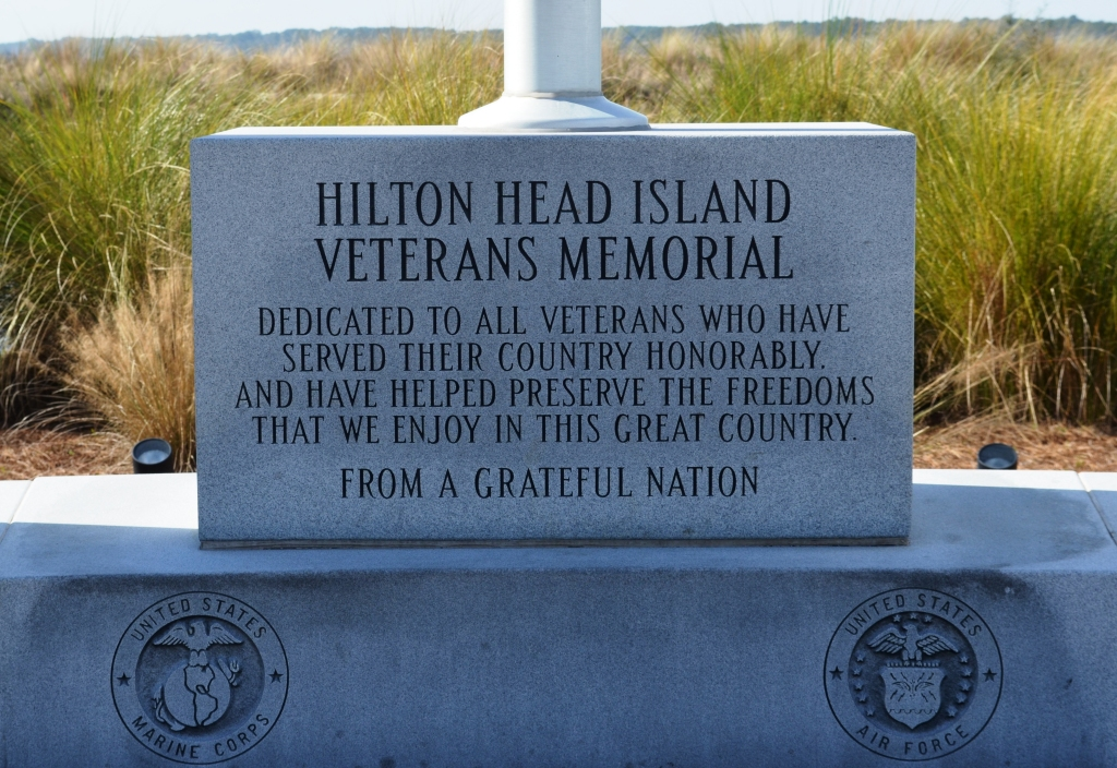 Hilton Head Veterans Day Obsevance