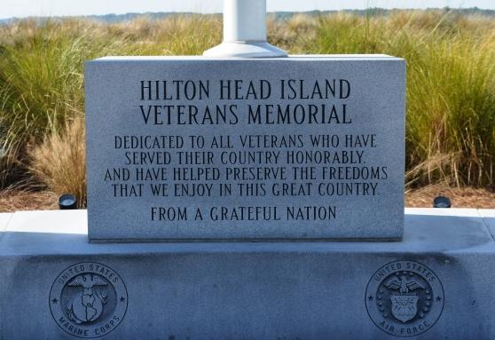 Hilton Head Veterans Day Obsevance