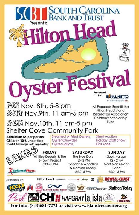 Hilton Head Oyster Festival 2013