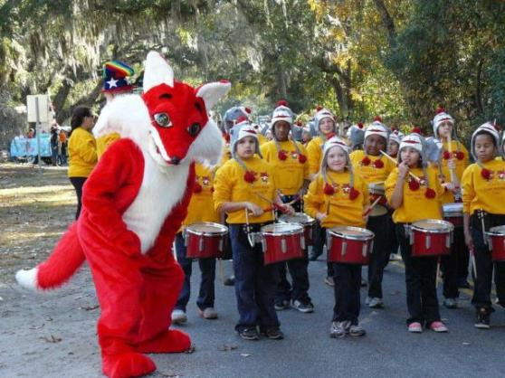 Bluffton Parade