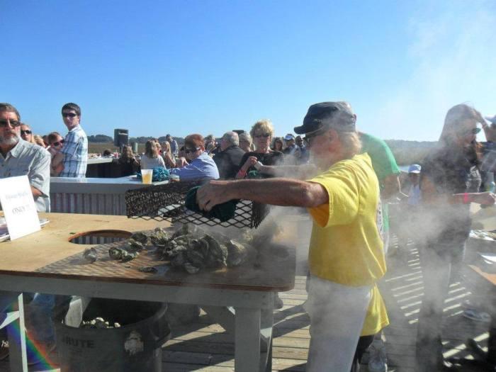 Hilton Head Oyster Roast