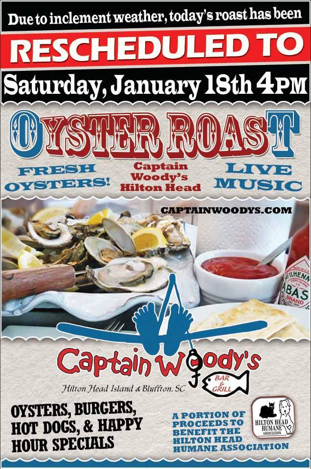 Captain Woodys Oyster Roast