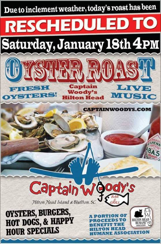 Captain Woodys Oyster Roast