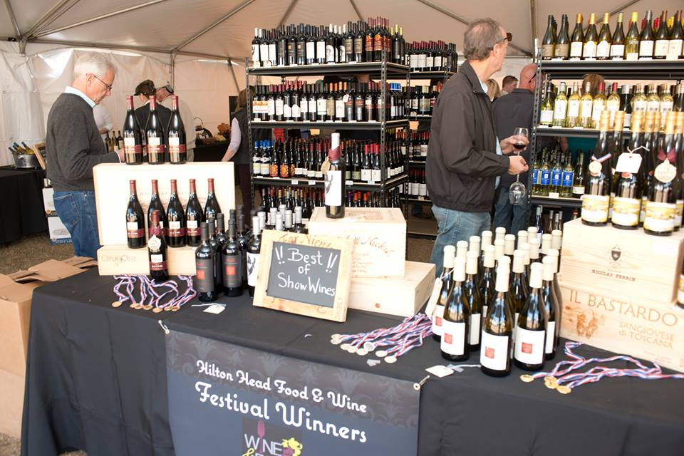 Hilton Head Food And Wine Festival