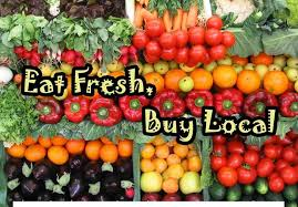 eat fresh buy local