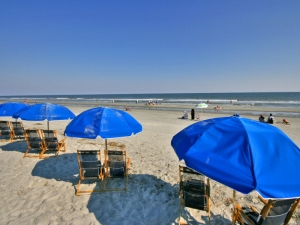 Beach at Sea Crest, Hilton Head