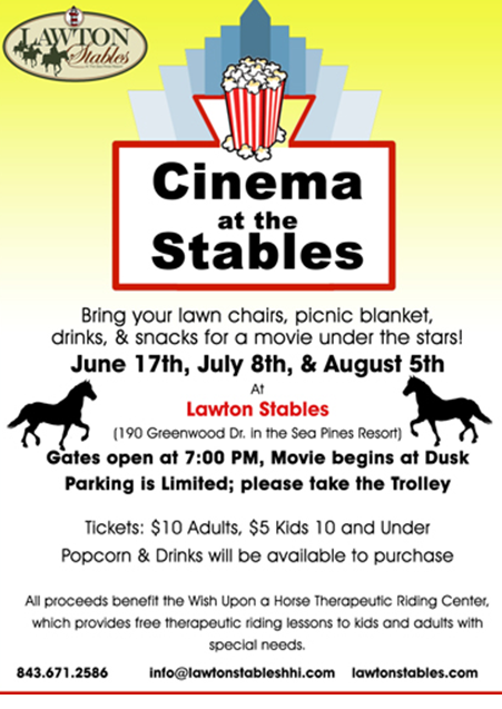 Lawton Stables Cinema