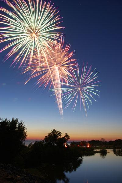 lowcountry fireworks