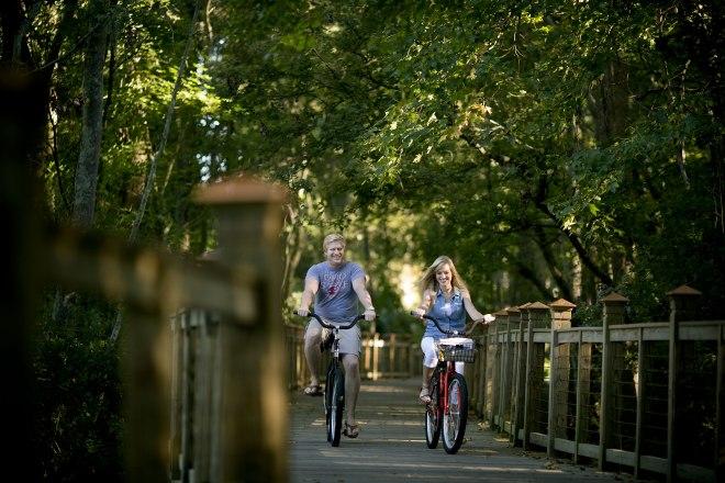 picturesque biking