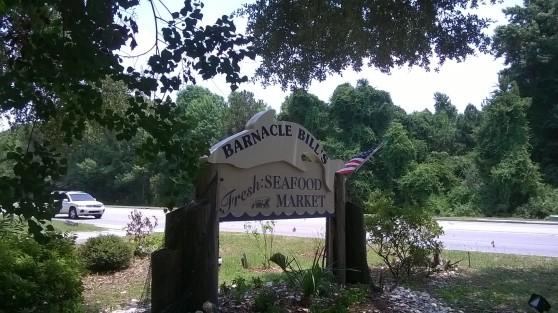 barnacle bills sign