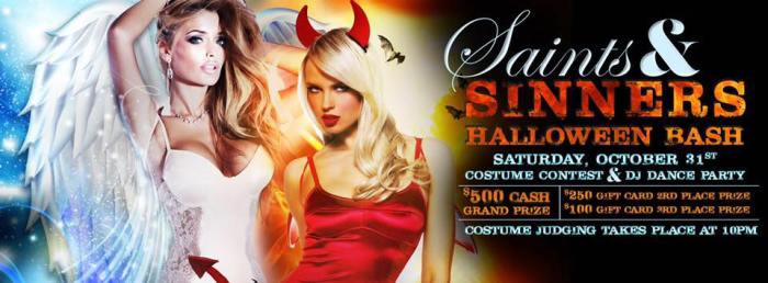 Saints and Sinners Party