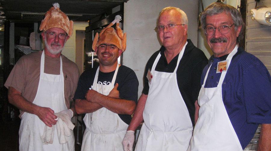 hudson's dinner guys