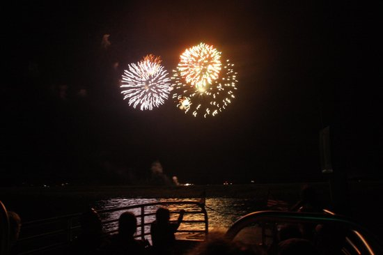 HHI Fireworks