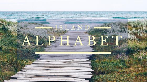ISLAND ALPHABET