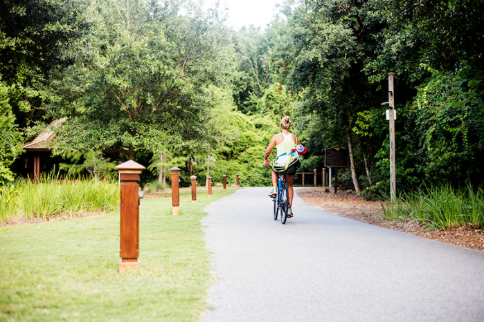 Biking-on-Hilton-Head-Island