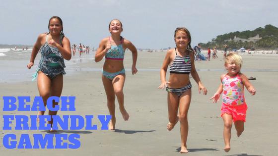 Beach Friendly Games