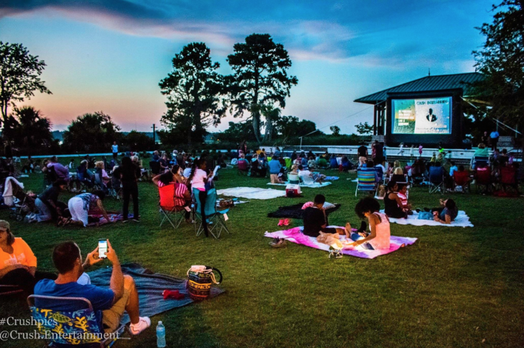 Movie Nights in the Park