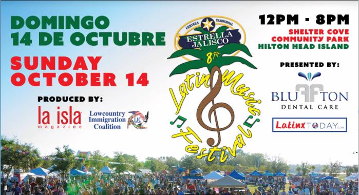 Latin Festival Poster