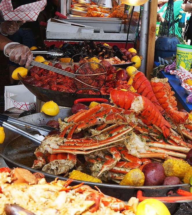 Seafood 2