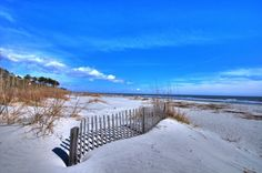 Palmetto Dunes Beach